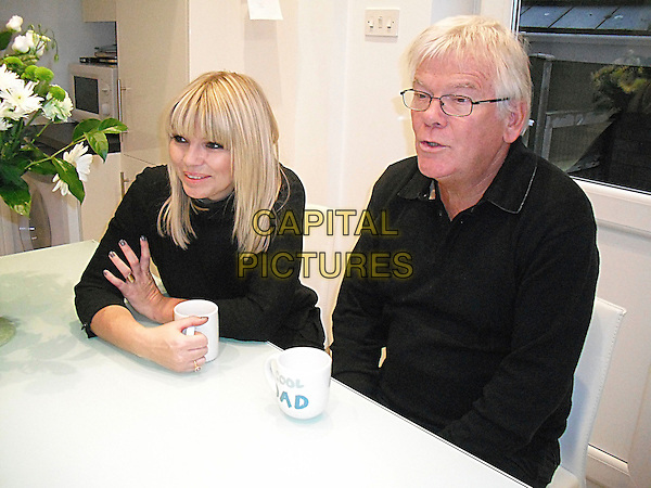 KATE THORNTON & HER FATHER.in Kate Thornton My Secret Teens .*Filmstill - Editorial Use Only*.CAP/NFS.Supplied by Capital Pictures.