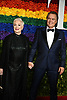 Shirley Jones and son Shaun Cassidy attends the 2019 Tony Awards on June 9, 2019 at Radio City Music Hall in New York, New York, USA.<br /> <br /> photo by Robin Platzer/Twin Images<br />  <br /> phone number 212-935-0770