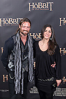 "illiam Miller attends ""The Hobbit: An Unexpected Journey"" premiere at the Callao cinema- Madrid."