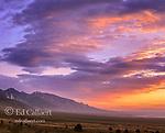 Dawn, Toiyabe Range, Toiyabe National Forest, Nevada