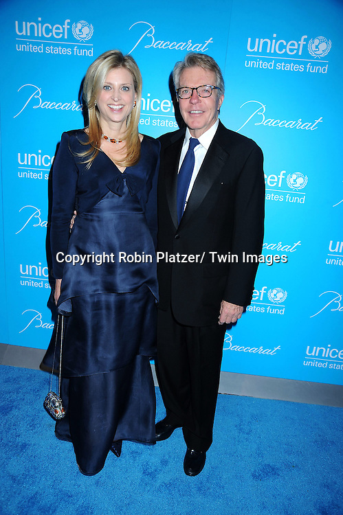 Cynthia and Dan Lufkin attending The 7th Annual Unicef Snowflake Ball on November 30, 2010 at Cipriani 42nd .Street.