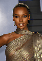04 March 2018 - Los Angeles, California - Jasmine Tookes. 2018 Vanity Fair Oscar Party hosted following the 90th Academy Awards held at the Wallis Annenberg Center for the Performing Arts. <br /> CAP/ADM/BT<br /> &copy;BT/ADM/Capital Pictures
