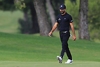 Francesco Laporta (ITA) on the 9th fairway during Round 1 of the Challenge Tour Grand Final 2019 at Club de Golf Alcanada, Port d'Alcúdia, Mallorca, Spain on Thursday 7th November 2019.<br /> Picture:  Thos Caffrey / Golffile<br /> <br /> All photo usage must carry mandatory copyright credit (© Golffile | Thos Caffrey)