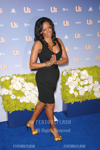 """""""Spice Girl"""" Melanie Brown aka Mel B at Us Weekly Magazine's Hot Hollywood Party at Opera nightclub in Hollywood..September 27, 2007  Los Angeles, CA.Picture: Paul Smith / Featureflash"""