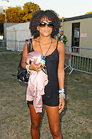 LONDON, ENGLAND - AUGUST 29: Ms. Dynamite (Niomi Arleen McLean-Daley) backstage at 'House of Common', Clapham Common on August 29, 2016 in London, England.<br /> CAP/MAR<br /> &copy;MAR/Capital Pictures/MediaPunch