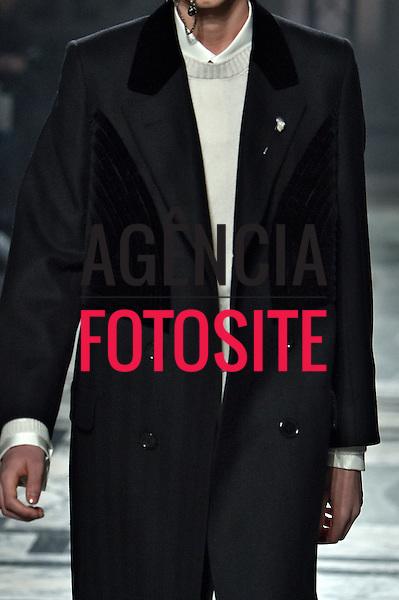 Alexander McQueen<br /> <br /> Londres Masculino - Inverno 2016<br /> <br /> <br /> foto: FOTOSITE