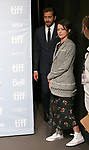 Jake Gyllenhaal and Tatiana Maslany attends the 'Stronger' photo call during the 2017 Toronto International Film Festival at Tiff Bell Lightbox on September 9, 2017 in Toronto, Canada.