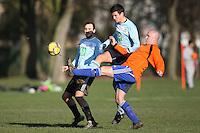 Independent Sunday League 2011-12
