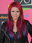 Allison Iraheta at Nickelodeon's 23rd Annual Kids' Choice Awards held at Pauley Pavilion in Westwood, California on March 27,2010                                                                                      Copyright 2010 © DVS / RockinExposures