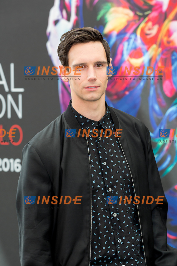 Cory Michael SMITH, Gotham<br /> <br /> Monaco Montecarlo 14-06-2016 <br /> 56th Monaco TV Festival - Photocall Opening Ceremony <br /> Foto Nicolas Gavet Panoramic / Insidefoto