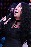 Cher during the Broadway Opening Night Curtain Call of 'The Cher Show'  at Neil Simon Theatre on December 3, 2018 in New York City.
