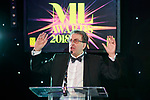 © Joel Goodman - 07973 332324 . 01/03/2018 . Manchester , UK . EAMONN O'NEAL hosting the awards . The Manchester Evening News Legal Awards at the Midland Hotel in Manchester City Centre . Photo credit : Joel Goodman