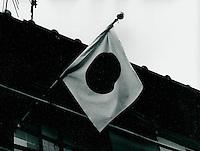japanische Fahne