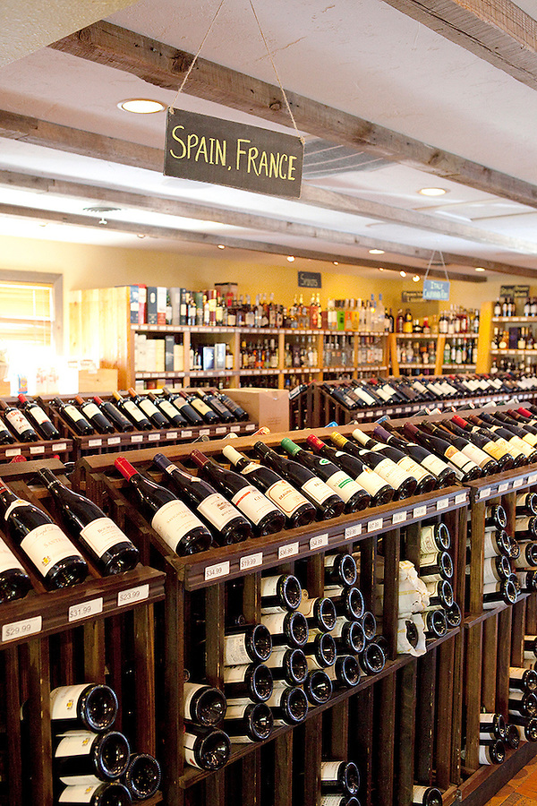 Jackson Hole, Wyoming, USA, Bin 22 Wine Shop