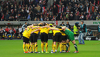 Fussball 2. Bundesliga 2011/12: Fortuna Düsseldorf - Dynamo Dresden