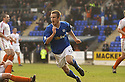 20040313     Copyright Pic : James Stewart.File Name : jspa05_stjohn_v_ict..KEIGAN PARKER CELEBRATES SCORING ST JOHNSTONE'S LATE WINNER........James Stewart Photo Agency 19 Carronlea Drive, Falkirk. FK2 8DN      Vat Reg No. 607 6932 25.Office     : +44 (0)1324 570906     .Mobile  : +44 (0)7721 416997.Fax         :  +44 (0)1324 570906.E-mail  :  jim@jspa.co.uk.If you require further information then contact Jim Stewart on any of the numbers above.........