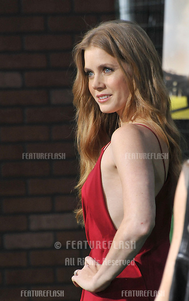 "Amy Adams at the premiere of her movie ""Trouble With The Curve"" at the Mann Village Theatre, Westwood..September 19, 2012  Los Angeles, CA.Picture: Paul Smith / Featureflash"