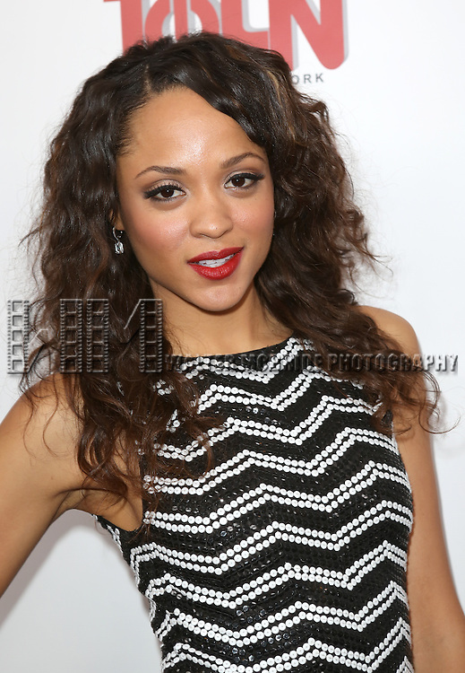 Sal Stowers  attending the Celebration Launch of the April 29th online debut of 'All My Children' and 'One Life To Live' on the TOLN Online Network held at the Skirballcenter for Performing Arts in New York City on 4/23/2013...