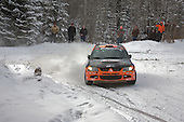 Sno*Drift Rally held in Atlanta, Lewiston, and Hillman, Michigan, January 29-30 2010. First round of the Rally-America series.