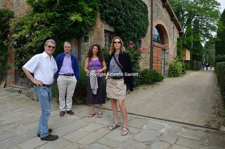 Mark Ohrstrom 50 birthday Bash, Tuscany, Italy