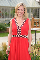 Sophie Raworth<br /> at the Chelsea Flower Show 2018, London<br /> <br /> ©Ash Knotek  D3402  21/05/2018