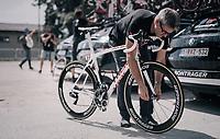 104th Tour de France 2017<br /> Stage 8 - Dole › Station des Rousses (187km)