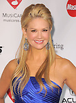 Nancy O'Dell at The 2011  MusiCares Person of the Year Dinner honoring Barbra Streisand at the Los Angeles Convention Center, West Hall in Los Angeles, California on February 11,2011                                                                   Copyright 2010 Hollywood Press Agency