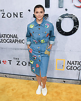 "09 May 2019 - Beverly Hills, California - Alyson Stoner. National Geographic Screening of ""The Hot Zone"" held at Samuel Goldwyn Theater. Photo Credit: Billy Bennight/AdMedia"