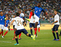 Paul Pogba  during the  friendly  soccer match,between Italy  and  France   at  the San  Nicola   stadium in Bari Italy , September 01, 2016<br /> <br /> amichevole di calcio tra le nazionali di Italia e Francia