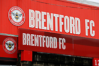 8th February 2020; Griffin Park, London, England; English Championship Football, Brentford FC versus Middlesbrough; General view of outside Griffin Park