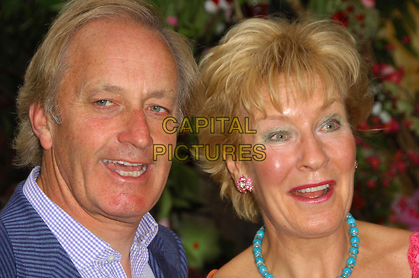 NEIL & CHRISTINE HAMILTON.Attend the Mappin & Webb flagship store opening,.170 Regent Street, London, England, June 19th 2007..portrait headshot.CAP/CAS.©Bob Cass/Capital Pictures.