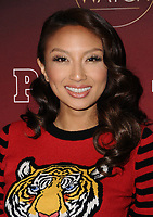 04 October  2017 - Hollywood, California - Jeannie Mai. 2017 People's &quot;One's to Watch&quot; Event held at NeueHouse Hollywood in Hollywood. <br /> CAP/ADM/BT<br /> &copy;BT/ADM/Capital Pictures