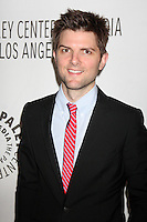 "LOS ANGELES - MAR 9:  Adam Scott arriving at the ""Parks and Recreation"" PaleyFest 2011 at Saban Theatre on March 9, 2011 in Beverly Hills, CA"