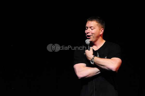 MIAMI, FL - APRIL 23: Actor/Comedian Gary Owen performs during The Barber Shop Comedy Tour Presented by Peoples Choice Entertainment at James L. Knight Center on April 23, 2011 in Miami, Florida. (photo by: MPI10/MediaPunch Inc.)