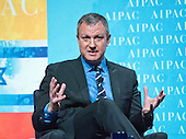 Erel Margalit, Member of Knesset, and the Labor Party's candidate for Israel Minister of Economy speaks at a luncheon during the AIPAC Policy Conference in Washington, D.C. on Sunday, March 1, 2015.<br /> Credit: Ron Sachs