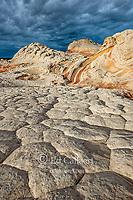 Sandstone Bluffs, White Pocket, Vermillion Cliffs National Monument, Paria Plateau, Arizona