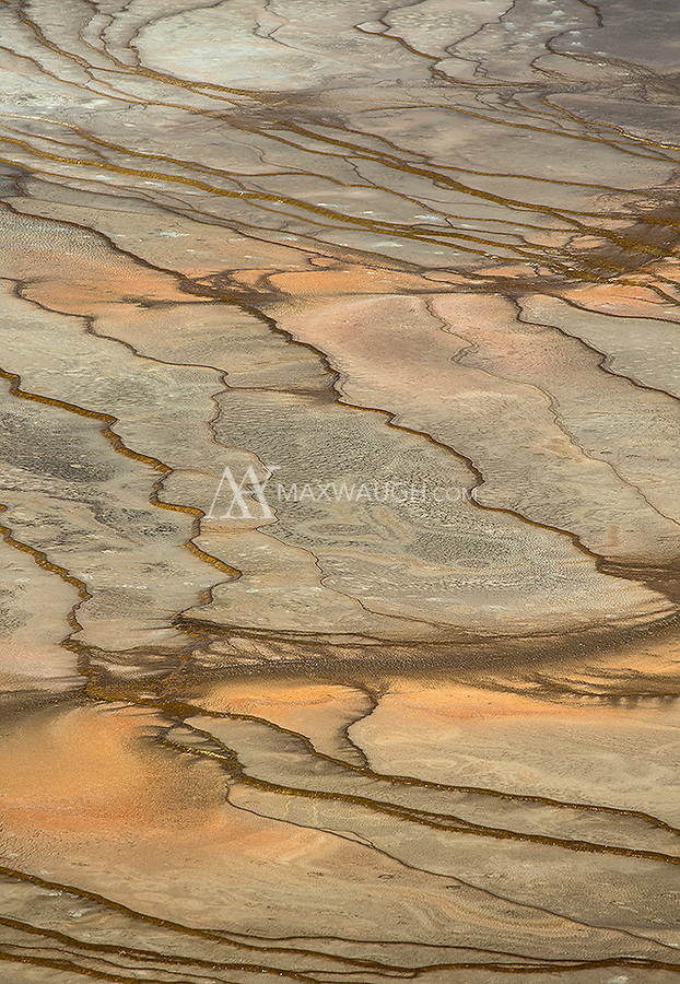 The new overlook of Grand Prismatic Spring offers a safer, clear viewpoint of North America's largest hot spring.