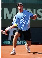 11-7-06,Scheveningen, Siemens Open, rirst round match, Igor Sijsling
