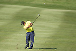 Mithun Perera of Sri Lanka in action during the 58th UBS Hong Kong Golf Open as part of the European Tour on 08 December 2016, at the Hong Kong Golf Club, Fanling, Hong Kong, China. Photo by Vivek Prakash / Power Sport Images