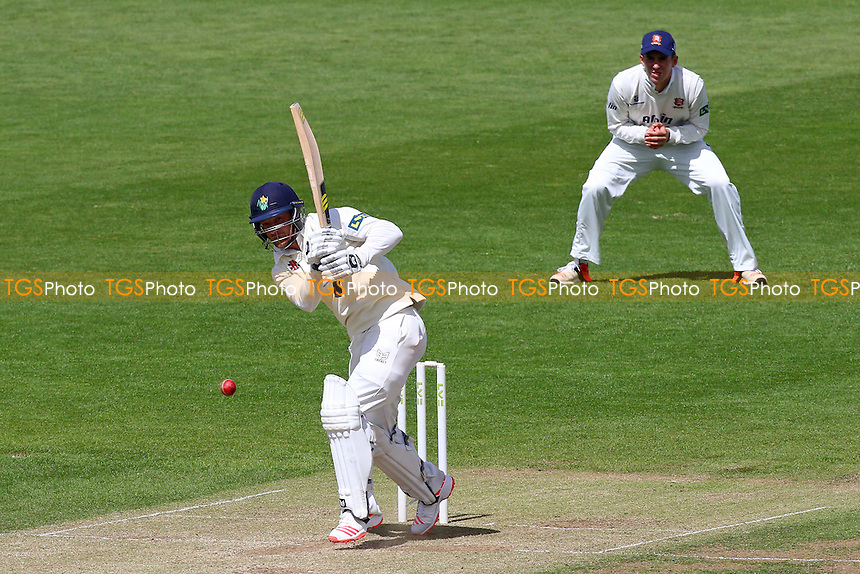 Graham Wagg in batting action for Glamorgan - Glamorgan CCC vs Essex CCC - LV County Championship Division Two Cricket at the SWALEC Stadium, Sophia Gardens, Cardiff, Wales - 20/05/15 - MANDATORY CREDIT: TGSPHOTO - Self billing applies where appropriate - contact@tgsphoto.co.uk - NO UNPAID USE