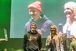 07.02.2019, Alte Werft, Bremen, GER, 1.FBL, 120 Jahre SV Werder Bremen - 120 Jahre Lauter - das Konzert<br /> <br /> im Bild<br /> Max Kruse (Werder Bremen #10), <br /> <br /> Der Fussballverein SV Werder Bremen feiert sein 120-jähriges Bestehen. In der Alten Werft Bremen findet anläßlich des Jubiläums ein Konzert für Fans statt. <br /> <br /> Foto © nordphoto / Ewert