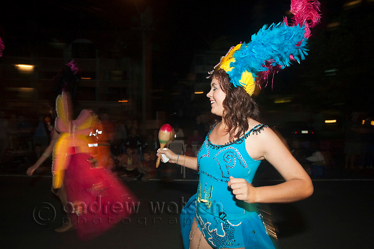 Cairns Festival Parade.  Cairns, Queensland, Australia