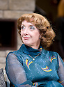 Absent Friends by Alan Ayckbourn, directed by Jeremy Herrin. With  Elizabeth Berrington as Marge. Opens at The Harold Pinter Theatre   on 9/2/12 . CREDIT Geraint Lewis