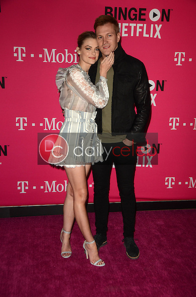 Jaime King, Kyle Newman<br />