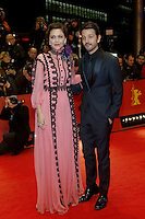www.acepixs.com<br /> <br /> February 9 2017, Berlin<br /> <br /> Diego Luna and Maggie Gyllenhaal arriving at the premiere of 'Django' during the 67th Berlinale International Film Festival Berlin at Berlinale Palace on February 9, 2017 in Berlin, Germany. <br /> <br /> By Line: Famous/ACE Pictures<br /> <br /> <br /> ACE Pictures Inc<br /> Tel: 6467670430<br /> Email: info@acepixs.com<br /> www.acepixs.com