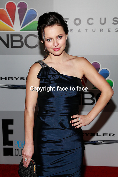 BEVERLY HILLS, CA - JANUARY 12: Sasha Cohen arrives at the 71st Golden Globe Awards: Universal, NBC, Focus Features, E! sponsored by Chrysler viewing and after party held at The Beverly Hilton Hotel in Beverly Hills, CA on January, 12, 2014.<br /> Credit: MediaPunch/face to face<br /> - Germany, Austria, Switzerland, Eastern Europe, Australia, UK, USA, Taiwan, Singapore, China, Malaysia, Thailand, Sweden, Estonia, Latvia and Lithuania rights only -