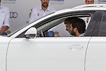 Luca Doncic during the Audi Car delivery, at the basketball players of the Real Madrid. May 25,2016. (ALTERPHOTOS/Rodrigo Jimenez)