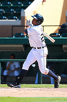 Detroit Tigers outfielder Daniel Fields (29) during a game vs. the Washington Nationals in an Instructional League game at Joker Marchant Stadium in Lakeland, Florida;  October 1, 2010.   Photo By Mike Janes/Four Seam Images