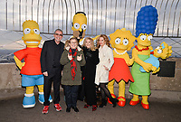 "12/17/18 - New York: 30th Anniversary of FOX's ""The Simpsons"""