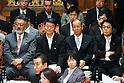 Japan Diet Debate Continues